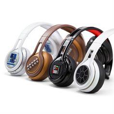 star wars headphones