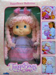 TuggaBows!!! I have been trying to find a picture/ name of this doll forever! I loved her!