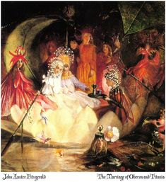 john anster fitzgerald painting