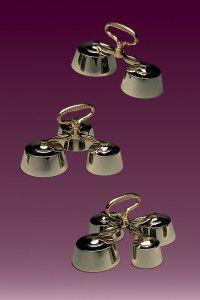 Dzwonki kościelne mosiężne dostępne w sklepie: http://www.sacrum.com.pl/oferta/dzwonki-koscielne/