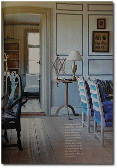 Classic swedish interiors lars sj berg and ingalill snitt for Schweden style einrichtung
