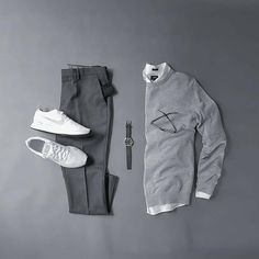 Cool OUTFIT GRIDS FOR MEN.