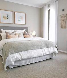 Dreamy Scandinavian Bedroom Inspiration