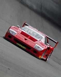 Ferrari F40 race car
