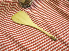 Handcrafted Maple Wooden Spatula