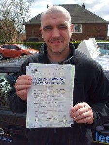 Congratulations to Mike - http://ultimatedriving.co.uk/congratulations-mike/