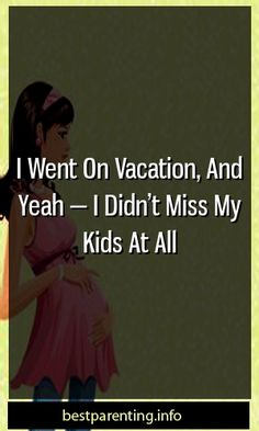 I Went On Vacation, And Yeah — I Didn't Miss My Kids At All #childbirth   #maternitydress  #parenting Alexander Mcqueen Clutch, 5 Weeks Pregnant, Getting Pregnant, Pregnancy Health, Pregnancy Care, Pregnancy Workout, Pregnancy Problems, Pregnancy Goals, Pregnancy Facts