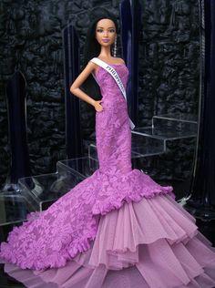 missbeautydoll2008 - MISS BEAUTY DOLL 2008 HAWAII - First Round Evening Gown Presentation - MISS PHILLIPINES
