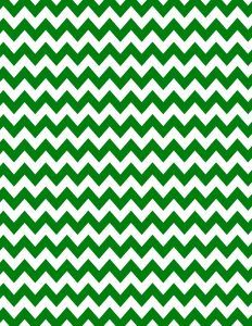 Green chevron background - 15 colors available - free instant download.
