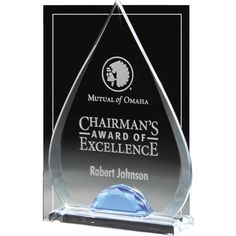 Our Acrylic Teardrop award has a clear engraving area with a gemstone accent. is tall and includes free personalized engraving. Acrylic Trophy, Acrylic Awards, Service Awards, Retirement Gifts, Different Colors, Gemstones, Crystals, Free, Gems