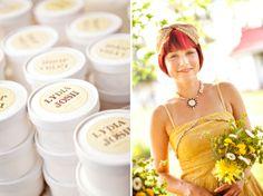Lydia + Joshua's Backyard Real Wedding | Green Wedding Shoes Wedding Blog | Wedding Trends for Stylish + Creative Brides