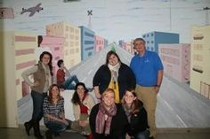 Bluefield Students make a difference in Romania.