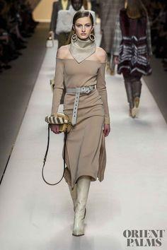 Fendi Fall-winter 2018-2019 - Ready-to-Wear