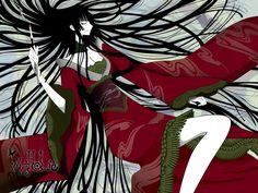 Multidimentional Witch Yuko Ichihara, XXX HOLIC By Clamp.