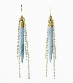 May you have peace of mind.  Oasis Earrings - Elephant Heart Jewelry