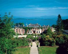 Bantry House and Gardens, Cork Ireland