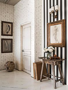 5 Clever Ways To Incorporate Stripes Into Your Home | The Oak Furniture Land Blog