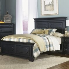 Google Image Result for http://common4.csnimages.com/lf/49/hash/5849/4734199/1/Liberty-Furniture-Carrington-II-Bedroom-Panel-Bed-in-Black.jpg