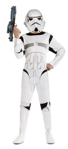 Rubies Costume Star Wars Stormtrooper White XLarge Costume -- Check this awesome product by going to the link at the image.