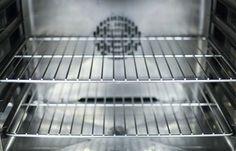 The secret to spotless oven racks