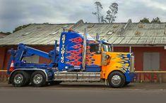 Need a tow? Ford Pickup Trucks, Peterbilt Trucks, Tow Truck, Stuck In The Mud, Gas Monkey Garage, Semi Trucks, Motorhome, Hooks, Evening Sandals