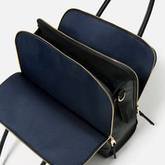 Image 7 of CITY BAG WITH CHARM from Zara