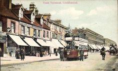 Old Postcard - Cricklewood