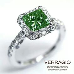 ♥ insignia 7005 with emerald