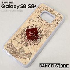 harry potter marauders map For Samsung Harry Potter Phone Case, Harry Potter Marauders Map, The Marauders, Galaxy S7, Samsung Galaxy, Disney Phone Cases