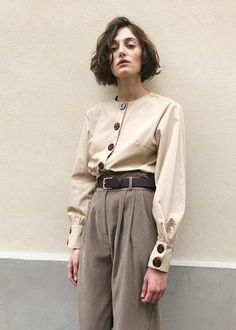 New Arrivals – The Frankie Shop Korean Street Fashion, Korea Fashion, Girl Fashion, Fashion Outfits, India Fashion, Japan Fashion, Long Shirt Outfits, Casual Outfits, Big Girl Clothes