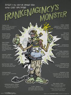 The Frankenagency: Is Your Agency a Mad Client's Creation?