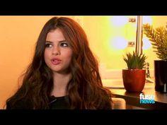 Selena Gomez on Taylor Swift Mermaid Birthday Photo & Album Advice - YouTube