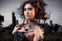 Jewelry: Tavia Sanza  Makeup/Hair: Samantha Gribble  Photography: Ipagos