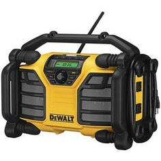 Sears: DeWalt Max worksite radio and charger. Radios (self powered or battery powered) selling for $50 or less are tax exempt May 31 - June 8.