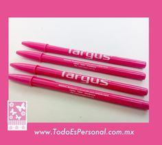 plumas publicidad empresas campañas boligrafos rosa logo souvenirs Targus
