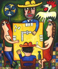 Jose Rodriguez Fuster - thedominoplayers-juegodedomino