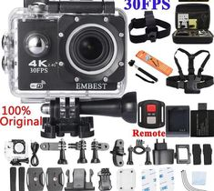 EMBEST 4K WIFI Sports Action Camera With Remote Control __ Ultra HD Waterproof Underwater 30M Camcorder http://disruptiveinnovations.online/products/embest-4k-wifi-sports-action-camera-with-remote-control-ultra-hd-waterproof-underwater-30m-camcorder-16mp-170-degree-wide-angle