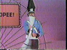Gong Show 1976, Drum & Bugle Corps rifle routine