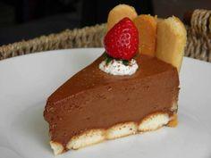 BRZA ČOKOLADNA MOUSSE TORTA BEZ PEČENJA « Kolaci za 10