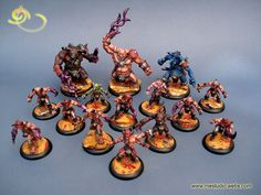 Chaos Pact Blood Bowl Team