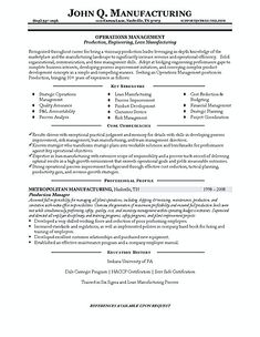 Restaurant General Manager Resume Operations Project Manager Resume  General Manager Resume  Find