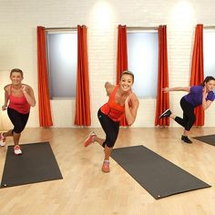 Time-Saving, Total-Body Tabata Workout: We love Tabata interval workouts.