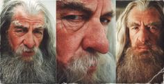 Lord of the Rings Special Make Up - Gandalf | Weta Workshop Special Makeup FX