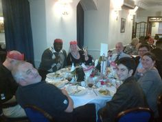 #Christmas Lunch for the #Greenwich Communication Centre Team at the Clarendon Hotel in Blackheath
