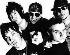 Avenged Sevenfold - I want to go see them again! I'm glad I had the pleasure to them when The Rev was around. ♥
