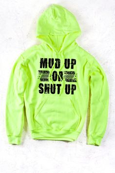 Country Girl Store - Women's Country Girl® Mud Up Relaxed Pullover Hoodie, $39.95 (http://www.countrygirlstore.com/womens/hoodies-sweatshirts/country-girl-mud-up-relaxed-pullover-hoodie/)