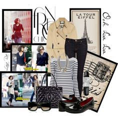 """Ooh La La"" by luchenskil on Polyvore"