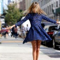 Street Fashion - Moderne haljine za proleće/leto 2015 | Blender Online