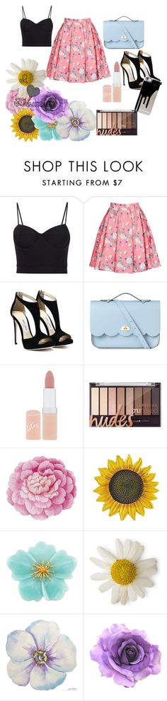 """My Entry :D"" by sineadmurphy152 on Polyvore featuring Alexander Wang, ERIN Erin Fetherston, The Cambridge Satchel Company, Rimmel, Ballard Designs and Carolee"