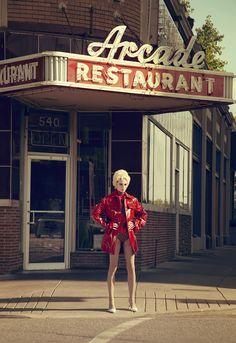 The Sunday Times Memphis - Editorial - Kourtney Roy - Photographer - Carole Lambert